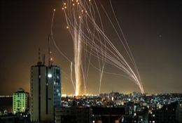 Hamas phóng 1.050 rocket và đạn pháo, 'Vòm sắt' Israel đánh chặn 90%