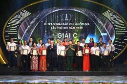 6 tác phẩm xuất sắc của TTXVN đạt Giải Báo chí Quốc gia 2019