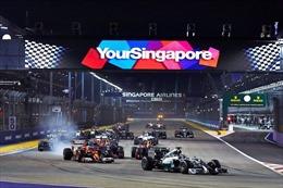 Singapore 'vụt sáng' nhờ đăng cai Giải đua Công thức 1