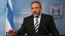 Bộ trưởng Quốc phòng Israel từ chức để phản đối lệnh ngừng bắn tại Gaza