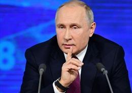 Tổng thống Putin bật mí 'chỗ dựa' của nước Nga tương lai
