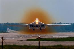 Nga bắt đầu sản xuất máy bay ném bom chiến lược Tu-160 phiên bản cải tiến
