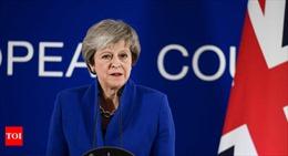 Thủ tướng Anh Theresa May nhận đủ số phiếu ủng hộ để vượt qua cuộc bỏ phiếu bất tín nhiệm