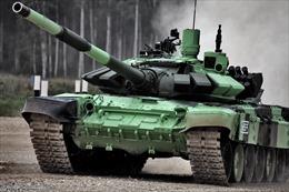 Nga công bố siêu tăng chiến trường có thể bắn đạn urani nghèo