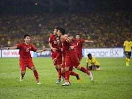 Chung kết lượt đi AFF Cup 2018: Malaysia ngược dòng cầm hòa Việt Nam 2-2, hẹn gặp lại Mỹ Đình