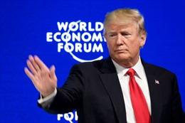 Tổng thống Trump hủy thăm Thụy Sĩ dự Diễn đàn Davos vì Chính phủ Mỹ đóng cửa
