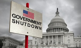 Thời gian đóng cửa chính phủ đạt kỷ lục trong lịch sử nước Mỹ
