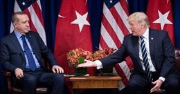 Tổng thống Trump dọa trừng phạt kinh tế nếu Thổ Nhĩ Kỳ tấn công người Kurd ở Syria