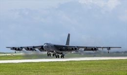 Nga tố 'pháo đài bay' B-52 của Mỹ tấn công giả định Moskva và St. Petersburg