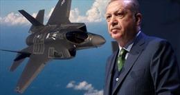 Mỹ ngừng chuyển giao máy bay chiến đấu F-35 cho Thổ Nhĩ Kỳ