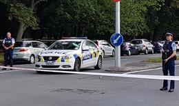 Nổ lớn tại nhà ga tàu điện và trung tâm mua sắm ở Auckland, New Zealand
