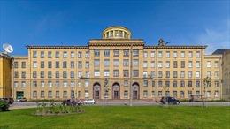 Nổ lớn tại học viện quân sự St. Peterburg, nhiều người bị thương