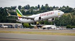 Công bố kết quả điều tra vụ rơi máy bay Boeing 737 MAX 8 của Ethiopian Airlines