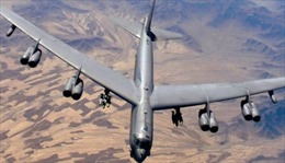 Taliban tuyên bố bắn rơi 'Pháo đài bay' B-52 của Mỹ