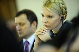 'Bà đầm thép' Y. Tymoshenko không kiện kết quả bầu cử tổng thống Ukraine