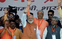 Bầu cử Hạ viện Ấn Độ: Liên minh Dân chủ Quốc gia của Thủ tướng Modi giành chiến thắng