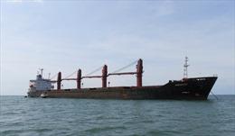 Mỹ bắt giữ tàu hàng Triều Tiên
