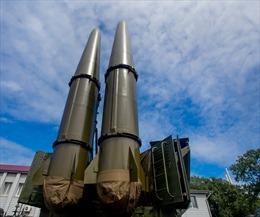 Triều Tiên thử vũ khí giống tên lửa đạn đạo Iskander của Nga?
