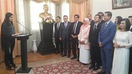 Kỷ niệm 129 năm ngày sinh Chủ tịch Hồ Chí Minh tạiAi Cập