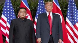 Chủ tịch Triều Tiên đồng ý gặp thượng đỉnh lần 3 với Tổng thống Trump tại Khu DMZ vào chiều 30/6