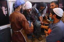 Ít nhất 34 người thiệt mạng trong vụ đánh bom xe buýt tại Afghanistan