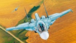 Chùm ảnh 80 năm phát triển của máy bay chiến đấu Sukhoi (Nga)