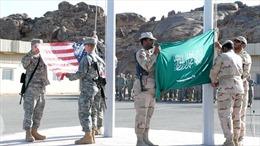 Mỹ điều động hàng trăm binh sĩ tới Saudi Arabia