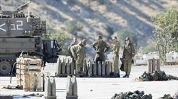 Báo Jerusalem Post: Quân đội Liban nổ súng vào máy bay Israel
