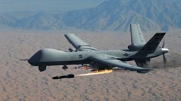 Mỹ triển khai máy bay do thám không người lái đến Romania