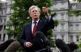 Tổng thống Trump sa thải Cố vấn An ninh Quốc gia Mỹ John Bolton