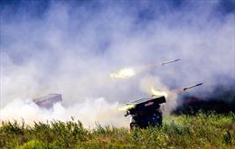 Nga xuất khẩu hệ thống rocket phóng loạt mới nhất Tornado-S