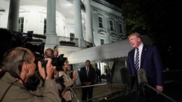 Tổng thống Trump tuyên bố Triều Tiên có quyền thử tên lửa tầm ngắn