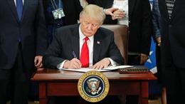 Tổng thống Trump ký sắc lệnh trừng phạt Nga vì vụ điệp viên Skripal