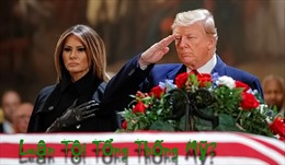 Luận tội Tổng thống Mỹ, dễ hay khó?