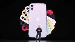 Apple chính thức ra mắt iPhone 11