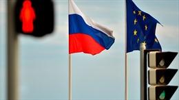 EU gia hạn trừng phạt kinh tế đối với Nga