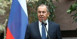 Ngoại trưởng Nga Lavrov thăm chính thức Iraq