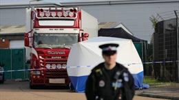 39 người thiệt mạng trong container ở Anh là người Trung Quốc?