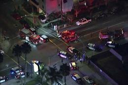 Xả súng đẫm máu tại California (Mỹ), nhiều người chết và bị thương