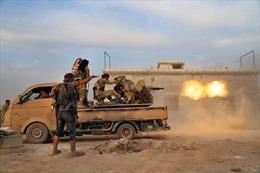 Súng vẫn nổ tại Đông Bắc Syria bất chấp thỏa thuận ngừng bắn