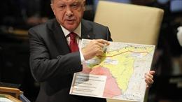 """Tổng thống Thổ Nhĩ Kỳ xác nhận chiến dịch """"Mùa xuân Hòa bình"""" tại Đông Bắc Syria đã bắt đầu"""