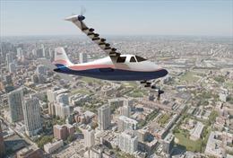 NASA phát triển thành công máy bay chạy bằng điện