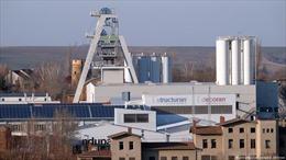 Nổ mỏ tại Đức, trên 30 người mắc kẹt dưới lòng đất