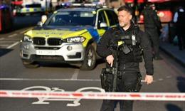 Tấn công bằng dao ở London, 2 người thiệt mạng