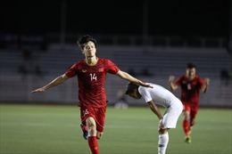 Báo chí nước ngoài gọi bàn thắng của Hoàng Đức trong trận Việt Nam-Indonesia là 'siêu phẩm'