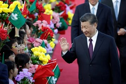 Chủ tịch Trung Quốc thăm Macau, kỷ niệm 20 năm thành phố được trao trả
