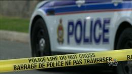 Xả súng ở trung tâm thủ đô Ottawa của Canada, nhiều người trúng đạn