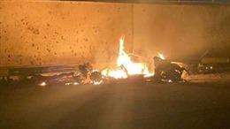 Tổng thống Trump đã chỉ đạo tấn công sân bay Baghdad để hạ sát Tướng đặc nhiệm Iran