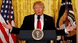 Tổng thống Trump ra tuyên bố chính thức về vụ tấn công tên lửa của Iran
