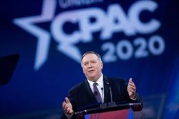 Mỹ hoãn Hội nghị Thượng đỉnh với ASEAN tại Las Vegas vì dịch COVID-19